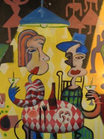Bubala's by the Bay: Inside the restaurant
