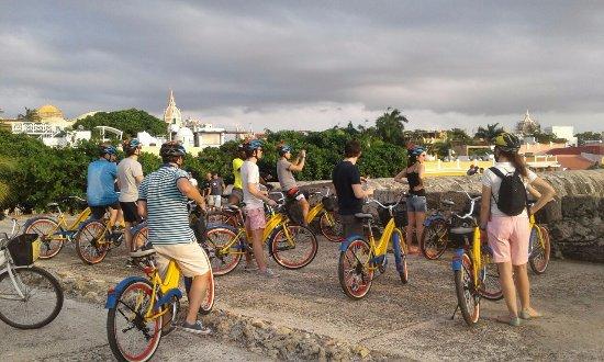 Free Biking Tour Cartagena