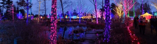 Coastal Maine Botanical Gardens: gardens aglow