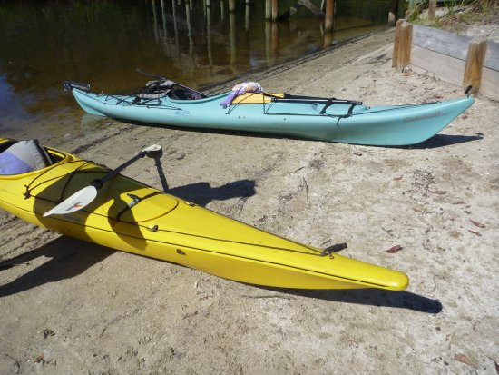 Adventure Kayaking : Our sea kayaks