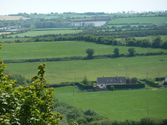 ‪‪Ballinhassig‬, أيرلندا: Ardfield Farmhouse B&B: Photo # 2: A view from the B&B‬