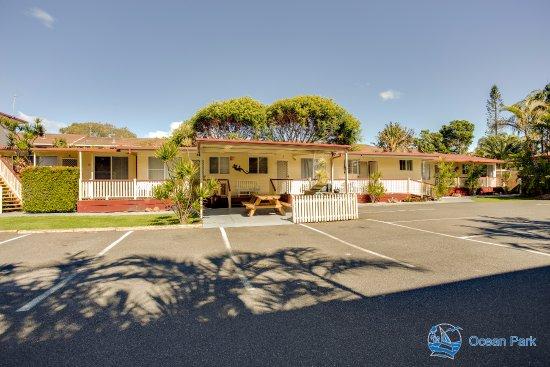 Ocean Park Motel Coffs Harbour