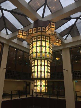 art deco light fixture picture of the grace hotel sydney sydney