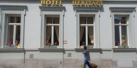 Hotel Heritage - Relais & Chateaux: Exterior