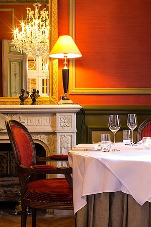 Hotel Heritage - Relais & Chateaux: Restaurant