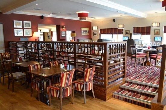 Wellington Hotel Aberdeen Restaurant
