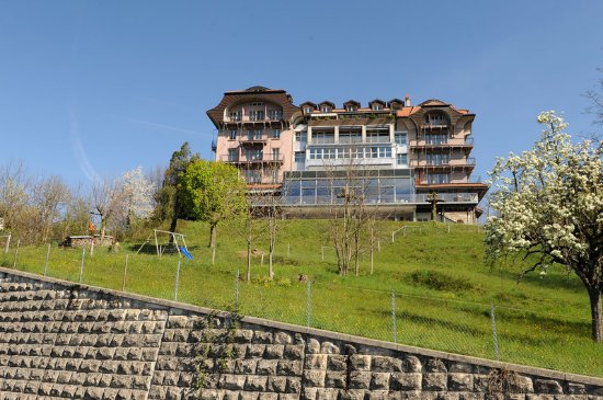 Hotel-Restaurant Prealpina: Exterior