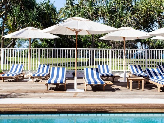Cabarita Beach, Avustralya: Pool