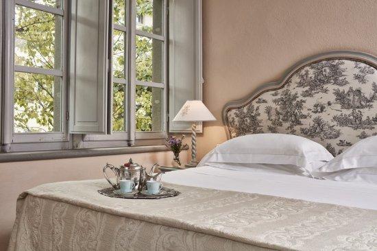 Villa di Piazzano: Guest room