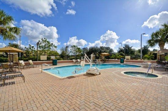 Pool Billede Af Hilton Garden Inn Tampa Riverview Brandon Riverview Tripadvisor