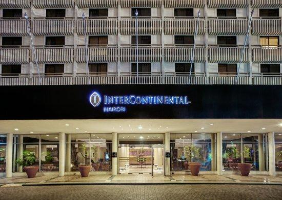 InterContinental Nairobi: Exterior