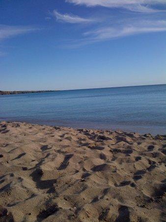 Province of Taranto, Italien: Spiaggia di Tramontone