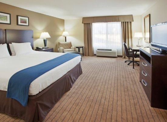 Merced, Καλιφόρνια: Guest room