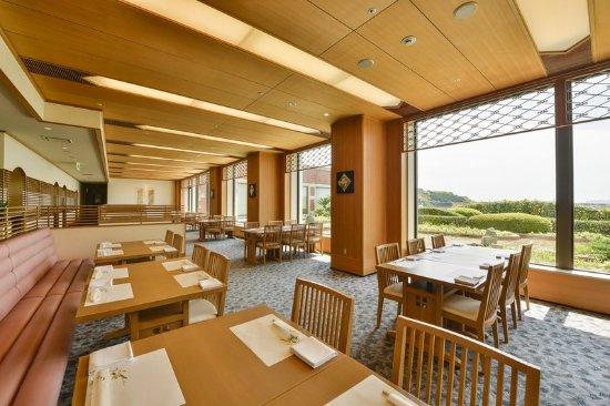 Restaurant billede af hotel okura jr huis ten bosch for Hotel okura jr huis ten bosch