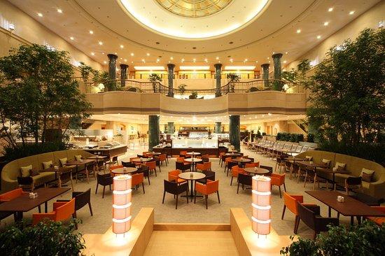 Restaurant foto de hotel okura jr huis ten bosch sasebo for Hotel okura jr huis ten bosch