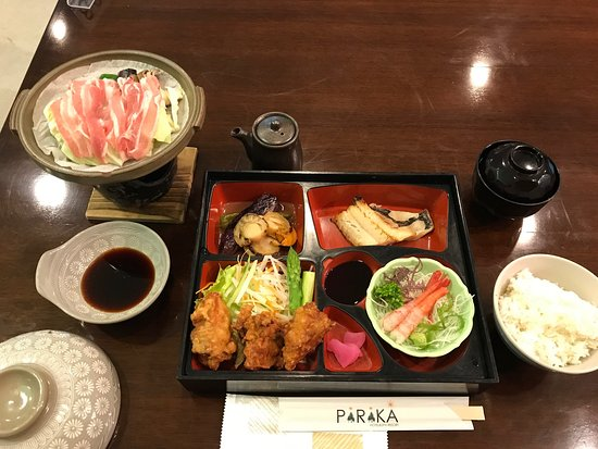 Imakane-cho, Japan: Dinner