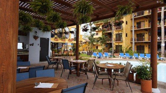 Las Cabanas del Capitan: El Chiringuito Restaurante