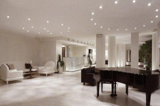 Hotel Lugano Torretta: Lobby