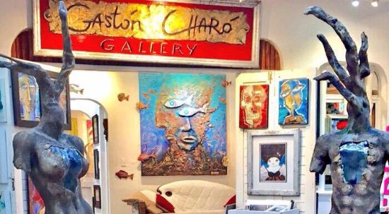 Gaston Charo Art Gallery