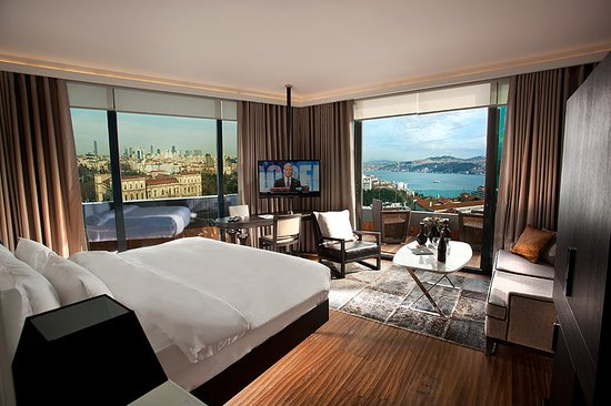 Gezi Hotel Bosphorus: Suite