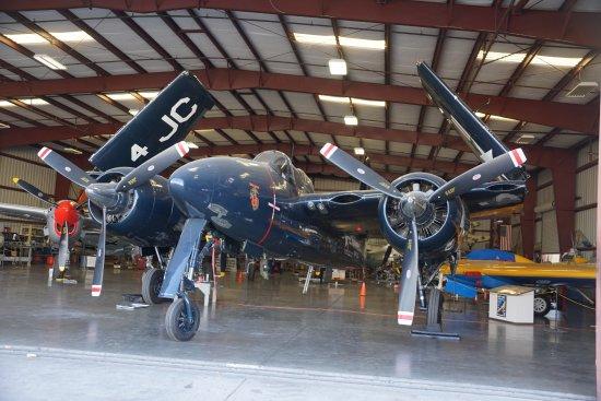 Chino, CA: Lockheed P-38 Lightning