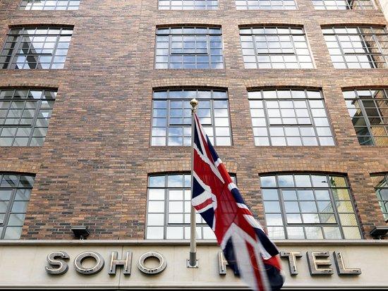 The Soho Hotel (Londra): Prezzi 2018 e recensioni