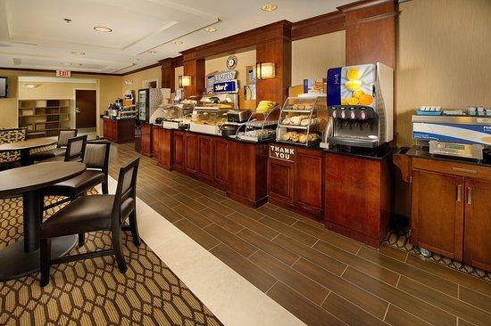 Holiday Inn Express Hotel & Suites Chambersburg: Restaurant