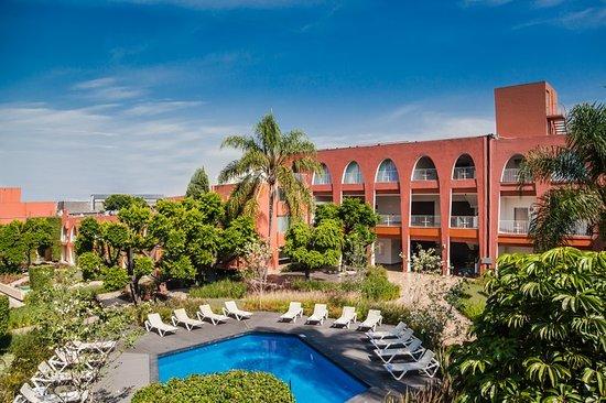 Fiesta Inn Aeropuerto Ciudad de Mexico: Pool
