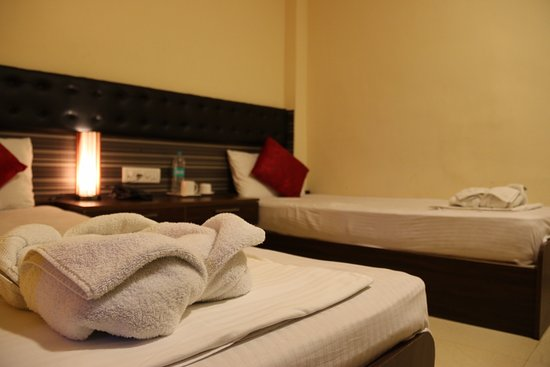 Sriperumbudur, Indie: Twin Beds