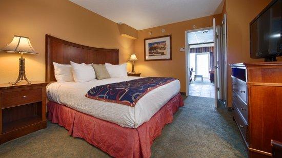 Best Western Plus Grand Strand Inn & Suites: Guest room