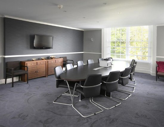 The Windermere Hotel: Meeting room