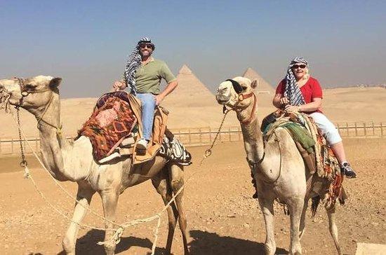 Cairo Giza Alexandria destaca 3 días
