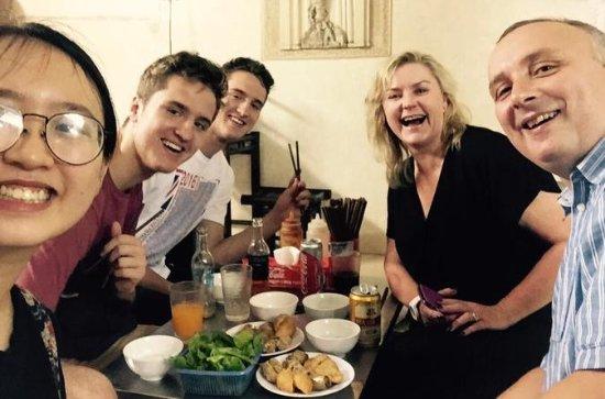 Hanoi Nightlife Street Food Tour mit...