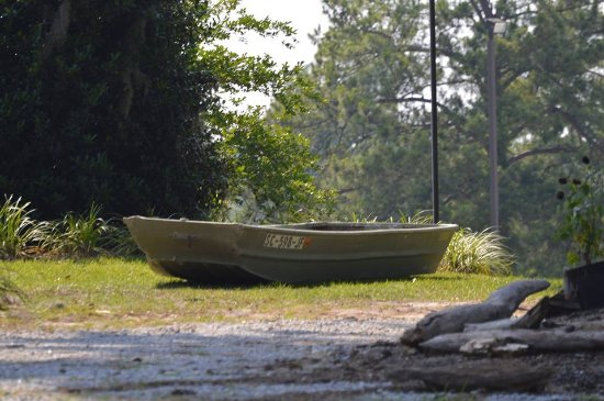 Summerton, SC: See if you notice the boat when you visit!