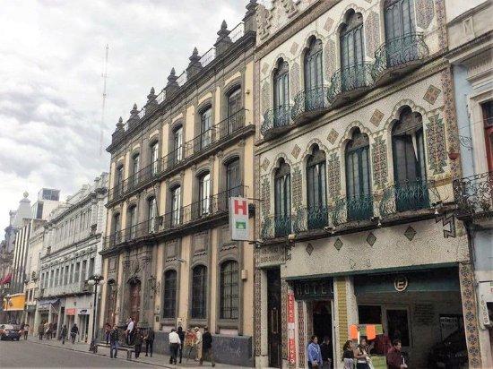 Provincia Express Puebla: Exterior