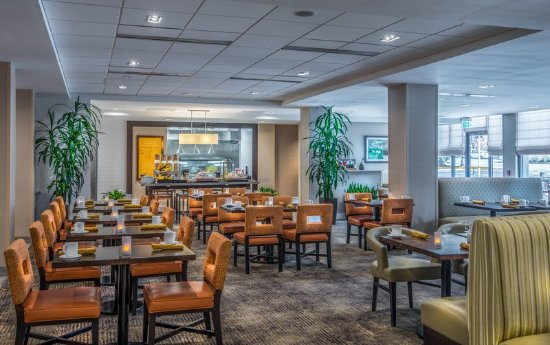 Bar lounge picture of hilton garden inn reagan national airport hotel arlington tripadvisor for Hilton garden inn crystal city va