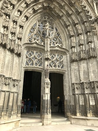Poitiers, France: the doors