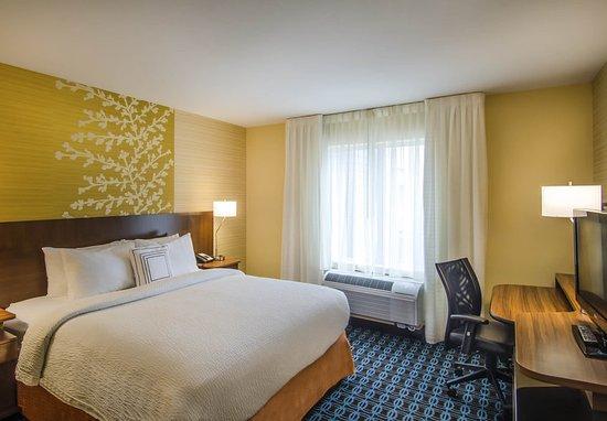 DuBois, PA: Guest room