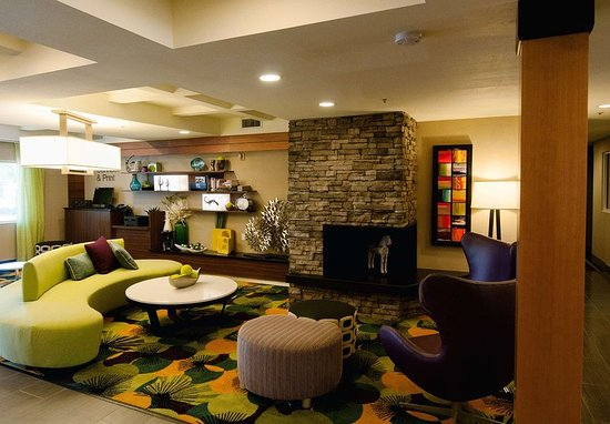 Fairfield Inn St. George: Lobby