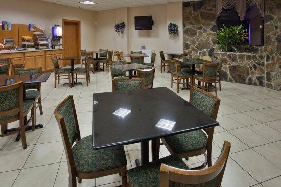 Holiday Inn Express Jacksonville : Restaurant