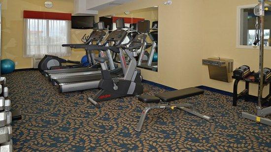 Edson, Canada: Health club