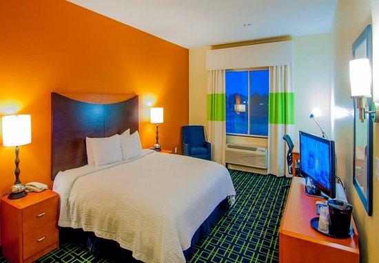 Tulare, Kaliforniya: Guest room