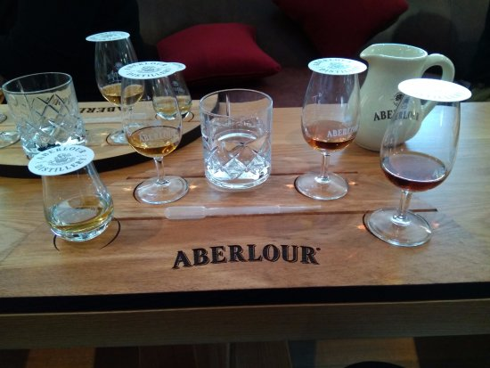 Aberlour, UK: The Casks from the Past Tasting