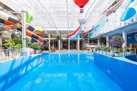 Water Kingdom Songpa Park Habio