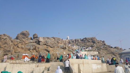Makkah Province, Arabia Saudita: Jabl e Rehmat