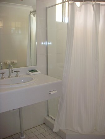 Lithgow, Australia: Shower and amenities