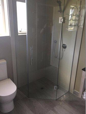 Mount Wellington, Nova Zelândia: spacious bathroom