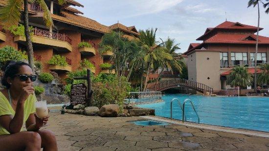 Royal Palms Beach Hotel: 20150619_174235_large.jpg