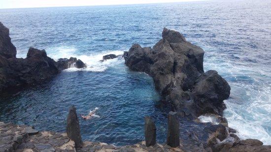 San Juan de la Rambla, Spanien: Синий океан