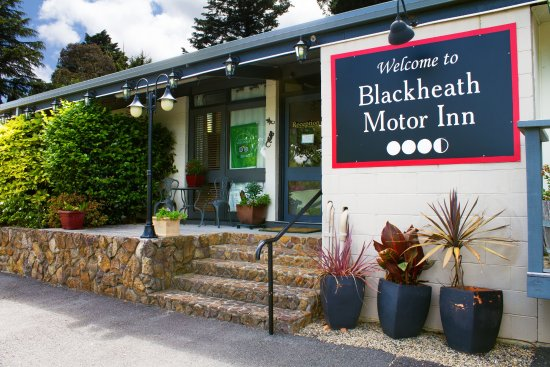 Blackheath Motor Inn Foto